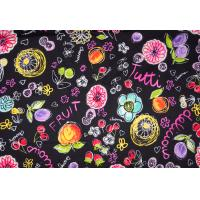 Quality Pure Breathable 100% Cotton Twill Fabric with Per Customer Design Color for sale