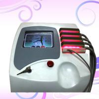 China 100mw diode light portable weight loss lipo laser slimming machine supplier on sale