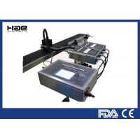 China HAE - 1900 Multi Language DOD Inkjet Printer , High Resolution Online Expiry Date Printer on sale