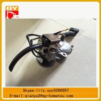 Buy excavator spare parts pc200-7 governor motor 7834-41-2007 at wholesale prices