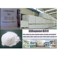 Quality CAS No. 1345-05-7 White Lithopone Powder B311 ZnSBaso4 For Decorative Coatings for sale