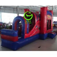 Buy 2016 hot sell Spiderman inflatable bounce house with 24months warranty from at wholesale prices