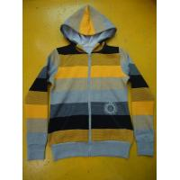 Quality Embroidery Colorful Guys Zip Up Hoodies With Side Pockets Mens Full Zip Jacket for sale