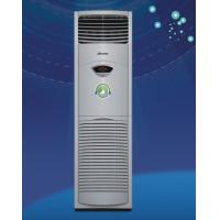 Waterproof Cabinet Commercial Warm Air Conditioner For Heating 6 - 18kW for sale