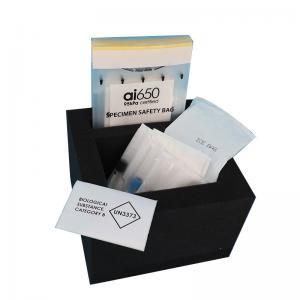 Quality MDPE Stuart Cotton Swab Specimen Transport Convenience Kits With Tube for sale