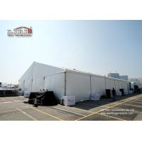 Quality 30x60 Large Capacity Wedding Second Hand Marquee Tent With Air Conditioning for sale