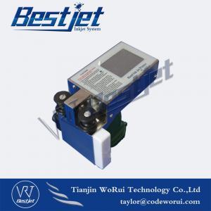 Buy cheap BESTJET handheld portable inkjet printer/H190  touch screen portable expiry date inkjet printer from wholesalers