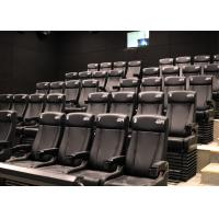 Buy cheap Cost-effective 4D Cinema With Customized Ultra Durable Electric 4D Motion Seats from wholesalers