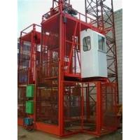 Quality passengers building construction rack pinion elevator 2tons lifting equipment for sale