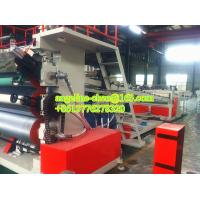 Quality Plastic PVC ceramic wall tile making machine production line for sale