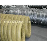 China Electro / Hot Dipped Galvanized Iron Wire Q195 Low Carbon Straight Cut Wire on sale