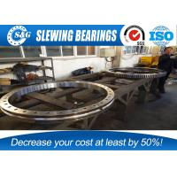 Quality Heavy Duty Industrial Ball Bearing Turntable Hardware With High Limit Speed for sale
