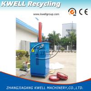 Quality Oil Drum Compressing Packing Machine, Hydraulic Barrel Press Machine, Tank Baler for sale