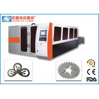 China 3 Phase Fiber Laser Cutting Machine for Hardware Steel Plate on sale