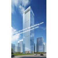 Professional Multi-storey Steel Building for sale