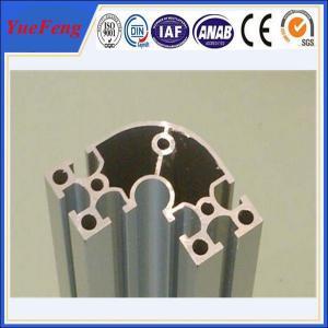 Buy electrophoretic aluminum profile manufacturer OEM aluminium t-slot extrusion at wholesale prices