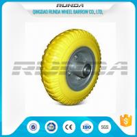 Quality Slip Resistant Foam Filled Tractor Tires 0.6mm Rim Thickness 8X2.50-4 OEM for sale