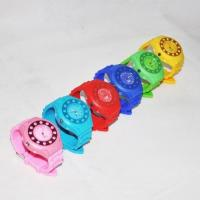 Quality 2012 2G Network / GPRS child GPS tracker wrist watch phone support MP3, WAV, AMR C5 for sale