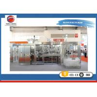 Buy cheap Sparkling Water Filling Machine Blowing Filling Capping Combiblock from wholesalers