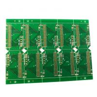 Quality High Precision PCB Prototype Cem-1 94v-0 HASL Surface 1.0MM Board Thickness for sale