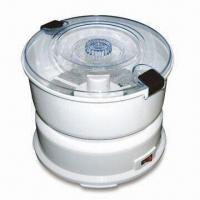 Quality Electric Potato Peeler with Safety Lock, and PP and Stainless Iron Blades for sale
