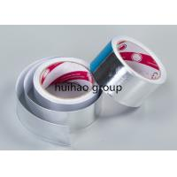 Quality Self Adhesive Aluminum Foil Tape , Aluminum Foil Duct Tape For Insulation Material for sale