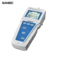 Quality Multiparameter Water Analysis Instrument For Ph Orp Conductivity Resistivity TDS DO Temp for sale