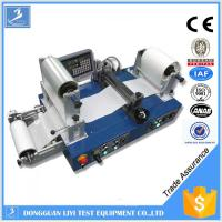 Quality Automatic Coater Hot Melt Adhesive Tape Film Roller Coating Machine for sale