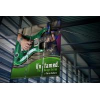 Buy cheap Hanging banners,flags & banners, hanging banners,street banners,inddoor or from wholesalers
