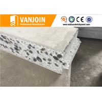 Buy cheap Precast Concrete Wall Panels Insulation Sandwich Panel For Prefabricated Villa from wholesalers