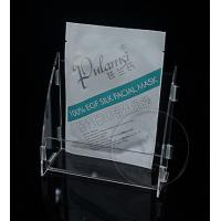 Buy face mask magazine promotional display stand at wholesale prices