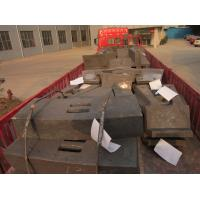 Quality Pearlitic Cr-Mo Large Industrial Ball Mill Liners Castings For SAG Mills for sale