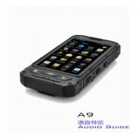 Quality A9 3 - Proof Portable Listening Systems Android System For GPS / QR Code Guide for sale