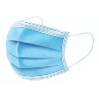 China Personal Protective Equipment Surgical Mask 3PLY Disposable Medical Face Mask on sale