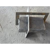 Quality Gauge Check Of Alloy Steel Castings / Chrome Molybdenum Steel Liners for sale