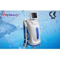 Quality IPL SHR Hair Removal Machine , Depilation Machine Single Pulse for sale