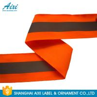 Quality Garment Accessories Orange Reflective Clothing Tape High Light 3M Reflective Tape for sale