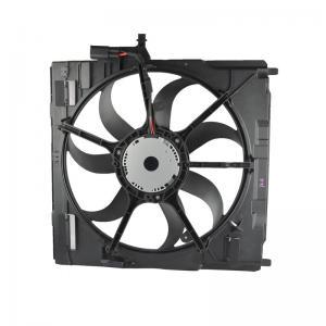 Quality BMW X5 E70 Car Engine Radiator Cooling Fan 17428618241 17428618240 3.0si 4.8i 600W for sale