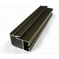 Quality 2500T Extrusion Aluminum Window Profiles with Natural Oxidation for sale