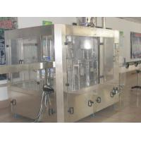 Quality mineral water filling plant for sale
