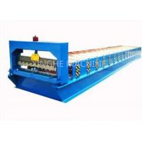 China 380V 3kw Roll Shutter Door Forming Machine , Sheet Metal Forming Equipment  on sale