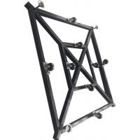 Buy 1.8m*1.8m Large Lighting Truss Accessories Black Truss Basement For Speaker Truss at wholesale prices