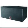 dual 18'' pro sub loaded speaker clubs theater halls discos conferences hot sale speaker box  pro audio loudspeaker for sale