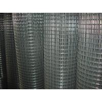 Buy cheap Electronic Galvanized Welding Wire Mesh 1/2 Inch , Gi Wire Mesh 0.6m -2m Width from wholesalers