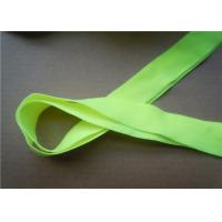 Buy Knitted Yellow Elastic Polyester Binding Tape Strong Waistband at wholesale prices