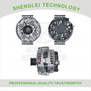 Quality 12V 220A Mercedes Benz Alternator , Aluminum Mercedes Benz OEM Parts for sale