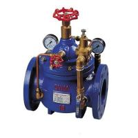 Buy cheap Hydraulic Control Valves,  Ductile Iron Diaphragm Type Flow Control Valve from wholesalers