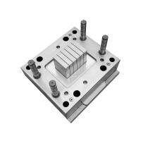 Buy 12V250 Hot Runner PE PC Material Plastic Battery Mould Battery Box at wholesale prices