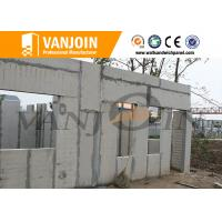 China Fire Resistant EPS Cement Sandwich Panel Soundproof Wall Panel With Long Lifespan on sale