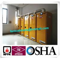 Buy Flammable Safety Storage Cabinet With Filter System, Temperature Control Safety Storage Cabinet at wholesale prices